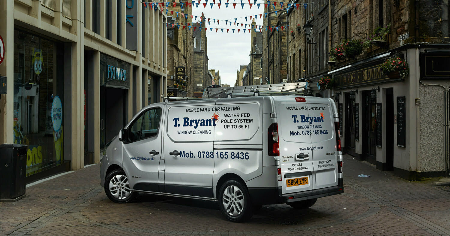 f302fcf91 Contact Tommy - T. Bryant Window Cleaning Edinburgh